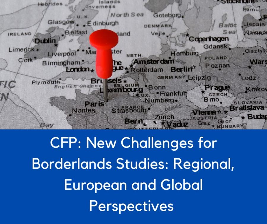 image: CfP: International Scientific Conference. New Challenges for Borderlands Studies...